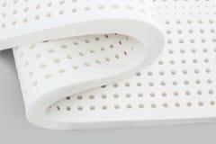 Λάστιχο, μαξιλάρι και στρώμα λατέξ παραγράφου φύσης στοκ εικόνα