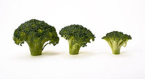 λάχανο μπρόκολου Στοκ Εικόνες