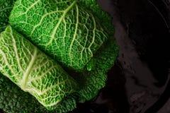 λάχανο που γεμίζεται Στοκ φωτογραφίες με δικαίωμα ελεύθερης χρήσης