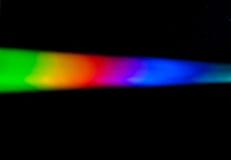 Λέιζερ ουράνιων τόξων Στοκ εικόνα με δικαίωμα ελεύθερης χρήσης