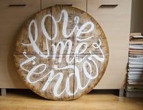 Λέξεις αγάπης, κείμενο αγάπης, επιστολές αγάπης Στοκ Φωτογραφίες