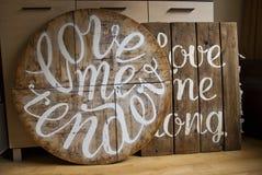 Λέξεις αγάπης, κείμενο αγάπης, επιστολές αγάπης Στοκ εικόνες με δικαίωμα ελεύθερης χρήσης