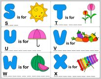 λέξη αλφάβητου ελεύθερη απεικόνιση δικαιώματος