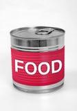 Λέξη τροφίμων Στοκ Εικόνα