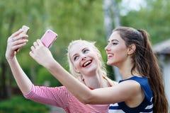 Λήψη της αυτοπροσωπογραφίας στοκ φωτογραφίες με δικαίωμα ελεύθερης χρήσης