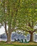 Λήψη του χρόνου για τη χαλάρωση Στοκ εικόνες με δικαίωμα ελεύθερης χρήσης