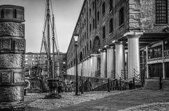 Λίβερπουλ, Αγγλία το UK Στοκ φωτογραφία με δικαίωμα ελεύθερης χρήσης