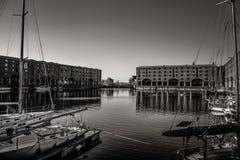Λίβερπουλ, Αγγλία το UK Στοκ φωτογραφίες με δικαίωμα ελεύθερης χρήσης