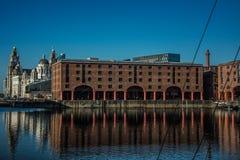 Λίβερπουλ, Αγγλία το UK Στοκ εικόνες με δικαίωμα ελεύθερης χρήσης