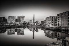 Λίβερπουλ Αλβέρτος Docks Στοκ φωτογραφίες με δικαίωμα ελεύθερης χρήσης