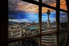 Λίβερπουλ Στοκ φωτογραφία με δικαίωμα ελεύθερης χρήσης