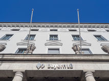 Λίβρα Μόναχο της Μπάγερν Στοκ Φωτογραφίες