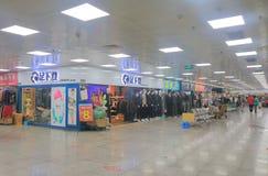 Λίγες αγορές arcade Guilin Κίνα Χονγκ Κονγκ Στοκ Φωτογραφίες