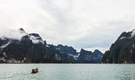 Λίγη βάρκα στοκ εικόνα