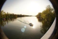 Λίγη βάρκα Στοκ εικόνες με δικαίωμα ελεύθερης χρήσης