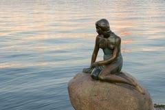 λίγη γοργόνα Στοκ Φωτογραφίες