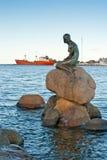 λίγη γοργόνα Στοκ φωτογραφίες με δικαίωμα ελεύθερης χρήσης