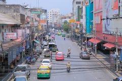 Λίγη Ινδία Μπανγκόκ Ταϊλάνδη στοκ εικόνες