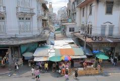 Λίγη Ινδία Μπανγκόκ Ταϊλάνδη στοκ φωτογραφία με δικαίωμα ελεύθερης χρήσης