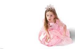 λίγη πριγκήπισσα Στοκ Φωτογραφίες