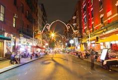 Λίγη πόλη της Ιταλίας - της Νέας Υόρκης Στοκ φωτογραφία με δικαίωμα ελεύθερης χρήσης