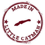 Λίγη σφραγίδα Cayman απεικόνιση αποθεμάτων
