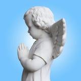 Λίγος άγγελος φυλάκων στοκ εικόνα