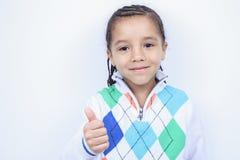 Λίγο αγόρι αφροαμερικάνων Στοκ φωτογραφία με δικαίωμα ελεύθερης χρήσης