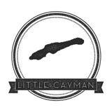 Λίγο γραμματόσημο χαρτών Cayman ελεύθερη απεικόνιση δικαιώματος