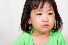 Λίγο κινεζικό να φωνάξει Asain Στοκ Φωτογραφία