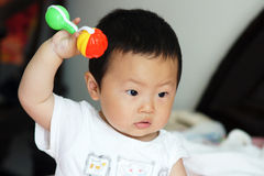 Λίγο μωρό Στοκ Φωτογραφίες