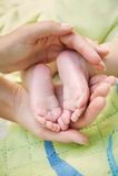Λίγο μωρό στοκ εικόνα