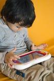 Λίγο παιχνίδι παιδιών Στοκ φωτογραφία με δικαίωμα ελεύθερης χρήσης