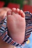 Λίγο πόδι μωρών Στοκ Εικόνες