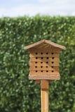 Λίγο σπίτι για τα έντομα Στοκ εικόνα με δικαίωμα ελεύθερης χρήσης