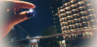 Λίγο φεγγάρι Στοκ φωτογραφίες με δικαίωμα ελεύθερης χρήσης