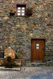 Λίγο χωριό Στοκ φωτογραφία με δικαίωμα ελεύθερης χρήσης