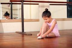 Λίγο ballerina Στοκ Φωτογραφίες