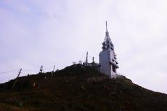 Λίγο ` Castle ` στο Χονγκ Κονγκ Στοκ Εικόνες