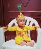 Λίγο Krishna στοκ εικόνες με δικαίωμα ελεύθερης χρήσης
