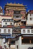 Λίγο Potala παλάτι Lamasery στοκ εικόνες