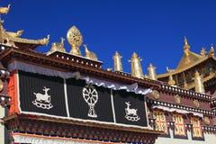 Λίγο Potala παλάτι Lamasery στοκ εικόνες με δικαίωμα ελεύθερης χρήσης