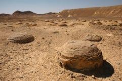 Λίθοι στην έρημο Στοκ Φωτογραφία