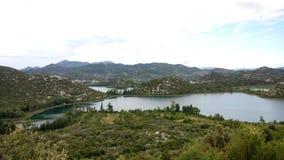 Λίμνες της Κροατίας Στοκ φωτογραφία με δικαίωμα ελεύθερης χρήσης