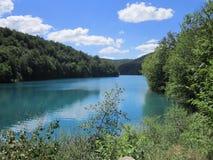 Λίμνες του εθνικού πάρκου Plitvicka Jezera Στοκ Εικόνα