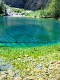 Λίμνες Grassi έξω από Canmore, Αλμπέρτα στοκ εικόνα με δικαίωμα ελεύθερης χρήσης