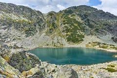 Λίμνες Musalenski, βουνό Rila Στοκ εικόνα με δικαίωμα ελεύθερης χρήσης