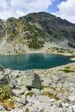 Λίμνες Musalenski και αιχμή Musala, βουνό Rila Στοκ Φωτογραφία