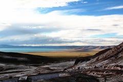 Λίμνες Namucuo Στοκ εικόνα με δικαίωμα ελεύθερης χρήσης