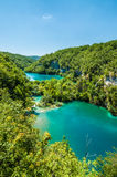 Λίμνες Plitvice, Κροατία στοκ εικόνα με δικαίωμα ελεύθερης χρήσης